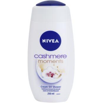 Nivea Cashmere Moments gel-crema de dus