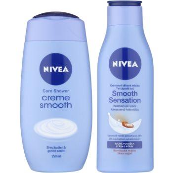 Nivea Creme Smooth козметичен пакет  III. 1