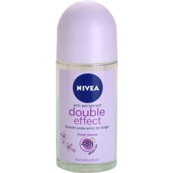 Nivea Double Effect antiperspirant roll-on