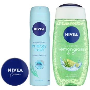 Nivea Energy Fresh Kosmetik-Set  I. 1