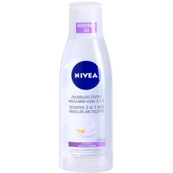 Nivea Face água micelar de limpeza para pele sensível