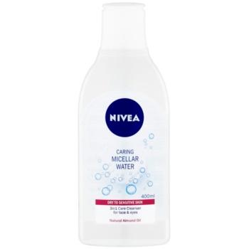 Nivea Face Apă micelară hidratantă blândă pentru piele uscata spre sensibila