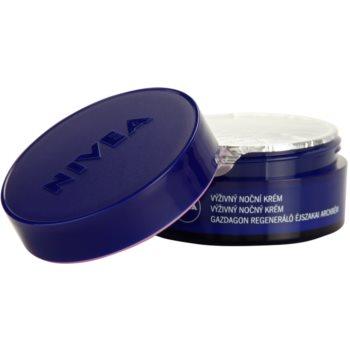 Nivea Face crema de noapte nutritiva pentru piele uscata spre sensibila 1