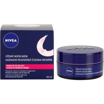 Nivea Face crema de noapte nutritiva pentru piele uscata spre sensibila 2