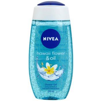 Nivea Hawaii Flower & Oil żel pod prysznic