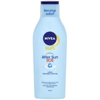 Nivea Sun SOS lapte calmant dupa expunere la soare