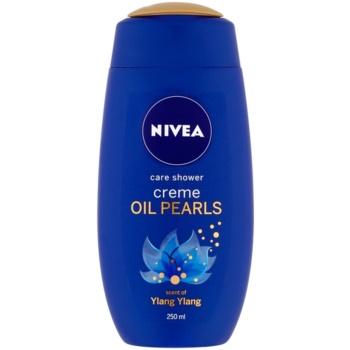 Nivea Creme Oil Pearls gel calmant pentru dus