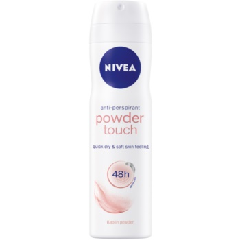 Nivea Powder Touch spray anti-perspirant