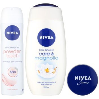 Nivea Powder Touch set cosmetice I. 1