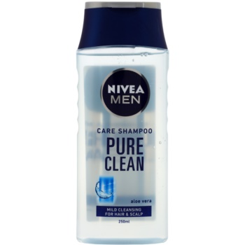 Nivea Men Pure Clean sampon pentru par normal