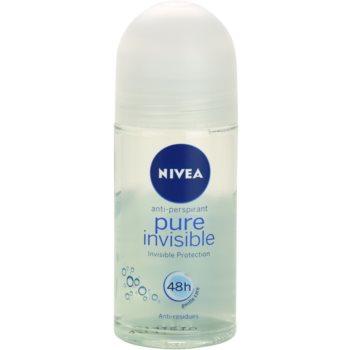 Nivea Pure Invisible кульковий антиперспірант