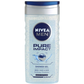 Nivea Men Pure Impact gel de dus