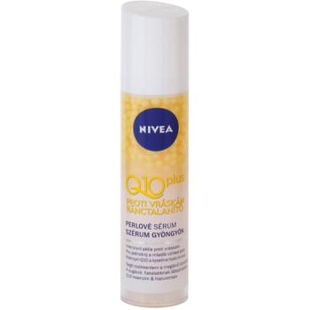 Nivea Q10 Plus glättendes Hautserum gegen Falten