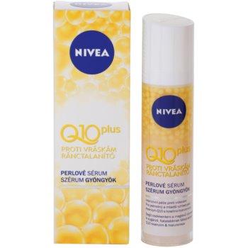 Nivea Q10 Plus glättendes Hautserum gegen Falten 2