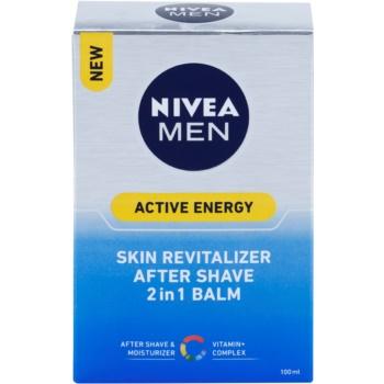 Nivea Men Active Energy revitalizáló balzsam borotválkozás után 2 az 1-ben 2