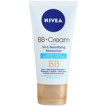 Nivea Skin Care crema BB pentru pielea problematica