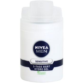 Nivea Men Sensitive гел за лице за мъже 1