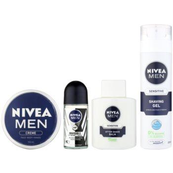 Nivea Men Sensitive kozmetični set IV.