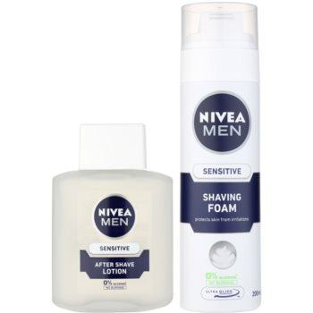 Nivea Men Sensitive козметичен пакет  X. 1
