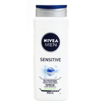 Nivea Men Sensitive Duschgel für Gesicht, Körper und Haare