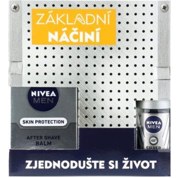 Nivea Men Silver Protect kozmetični set III. 1