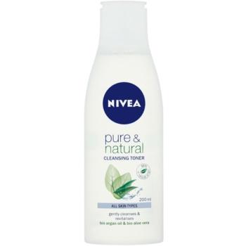 Nivea Visage Pure & Natural apa pentru curatarea tenului