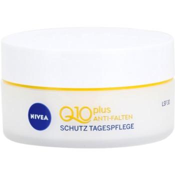 Nivea Visage Q10 Plus crema de zi protectoare antirid