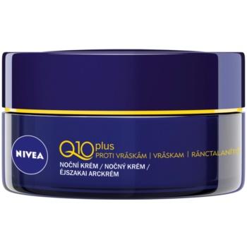 Nivea Visage Q10 Plus crema de noapte pentru toate tipurile de ten