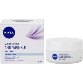 Nivea Visage хидратиращ дневен крем против бръчки 1