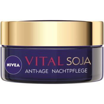 Nivea Visage Vital Multi Active crema de noapte antirid