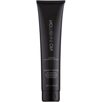 No Inhibition Styling gel de păr cu fixare puternică