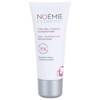 Noémie Cosmetics Care crema pentru ten  pentru reglarea cantitatii de sebum.