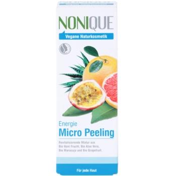 Nonique Extreme Energy mikropeeling 3