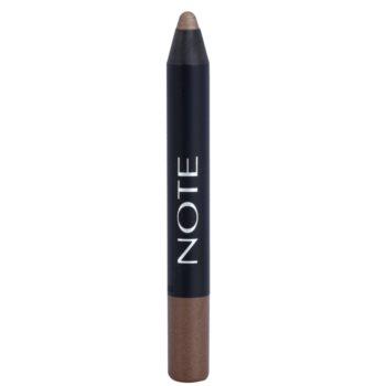NOTE Cosmetics Eyeshadow Pencil cienie do powiek w kredce