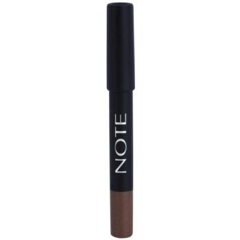 NOTE Cosmetics Eyeshadow Pencil сенки за очи в молив 1
