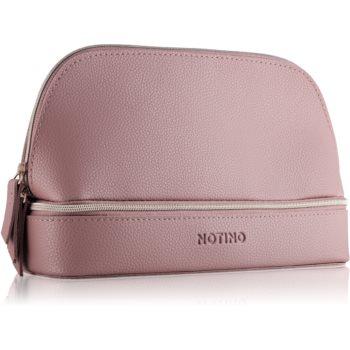 Notino Glamour Collection Double Make-up Bag geantã de cosmetice cu douã compartimente imagine produs