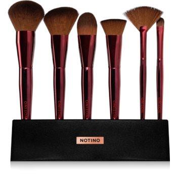 Notino Elite Collection The Perfect Brush Set set perii machiaj imagine produs