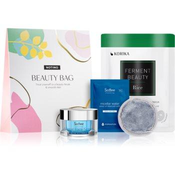 Notino Beauty Bag set de cosmetice pentru ten neted