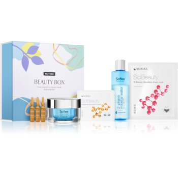 Notino Beauty Box set de cosmetice pentru piele strălucitoare