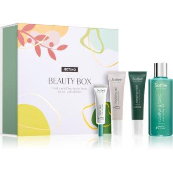Notino Beauty Box set de cosmetice pentru ten curat ?i calm imagine