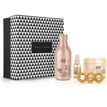 Notino Give your hair a new dimension Intensive nourishing care for dry and damaged hair