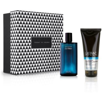 Notino A waterfall of freshness refreshing scent full of contrasts for a real man + refreshing shower gel