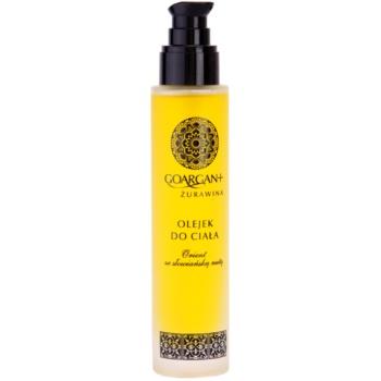 Nova Kosmetyki GoArgan+ Cranberry ulei pentru regenerare pentru ten uscat si iritat 1
