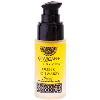 Nova Kosmetyki GoArgan+ Oat Sprouts vlažilna olja za suho in razdraženo kožo 1