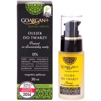 Nova Kosmetyki GoArgan+ Oat Sprouts vlažilna olja za suho in razdraženo kožo 2