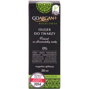 Nova Kosmetyki GoArgan+ Oat Sprouts vlažilna olja za suho in razdraženo kožo 3