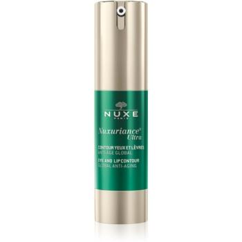 Nuxe Nuxuriance Ultra Crema de reintinerire pentru ochi si buze impotriva ridurilor si a punctelor negre
