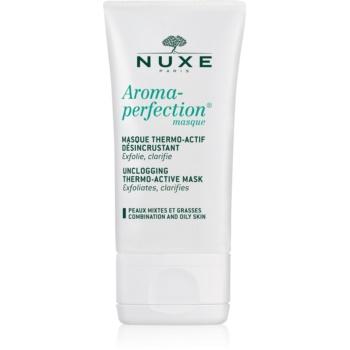 Nuxe Aroma-Perfection masca pentru ten mixt si gras