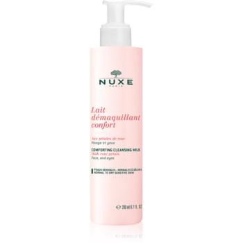 Nuxe Cleansers and Make-up Removers lapte pentru curatare pentru ten normal spre uscat  200 ml