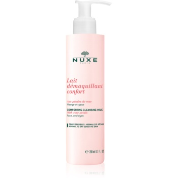 Nuxe Cleansers and Make-up Removers lapte pentru curatare pentru ten normal spre uscat